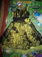 Платья выпускные. 38