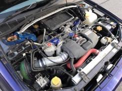 Патрубок впускной. Subaru Legacy B4, BE5 Subaru Legacy, BE5 Двигатель EJ208
