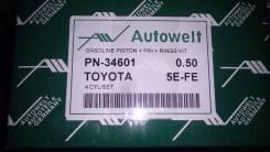 Поршень. Toyota: Corolla, Tercel, Corsa, Cynos, Raum, Corolla II, Caldina, Paseo, Sprinter, Corolla 2 Двигатель 5EFE