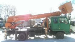 Aichi. Продам автовышку., 6 557 куб. см., 22 м.