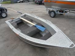 Лодка Wellboat-37. Год: 2015 год, двигатель подвесной, бензин