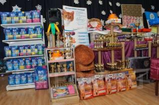 8 и 9 апреля. Международная выставка кошек WCF. Владивосток,