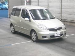 Toyota Funcargo. автомат, передний, 1.5 (109 л.с.), бензин, 78 тыс. км, б/п, нет птс. Под заказ
