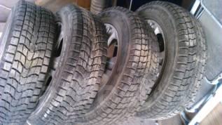 Продам колёса на Сузуки Эскудо . Зимняя резина на литье. x17