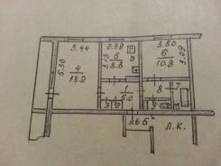 2-комнатная, Планерная 3. Цемзавод, частное лицо, 50 кв.м.