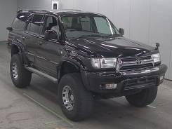 Toyota Hilux Surf. автомат, 4wd, 2.7 (150 л.с.), бензин, 150 тыс. км, б/п, нет птс. Под заказ