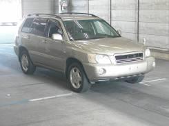 Toyota Kluger. автомат, 4wd, 2.4 (160 л.с.), бензин, 167 тыс. км, б/п, нет птс. Под заказ
