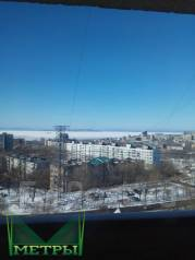 1-комнатная, улица Ульяновская 12/1. БАМ, агентство, 35 кв.м. Вид из окна днём
