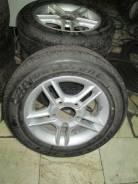 Комплект литых дисков с резиной Bridgestone 205/65/16 на НИВУ. x16