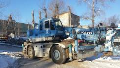 Kato MR-350R. 35 тонн кран короткобазный KATO MR350R, 7 457 куб. см., 35 000 кг., 47 м.