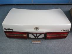 Крышка багажника. Toyota Crown, JZS155, JZS153, LS151, JZS151, GS151 Toyota Crown Majesta, LS151, JZS151, GS151, JZS153, JZS155 Двигатели: 1GFE, 1JZGE...
