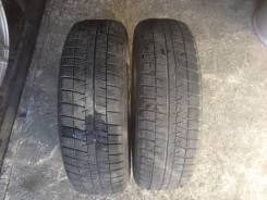 Bridgestone Blizzak Revo GZ. Зимние, без шипов, 2013 год, износ: 50%, 2 шт