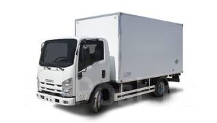 Isuzu Elf. Isuzu NMR 3.5 с изотермическим фургоном, 2 999 куб. см., 2 800 кг.