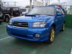 Накладка декоративная. Subaru Forester, SG