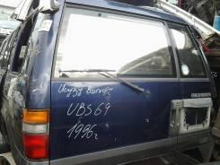 Крышка багажника Isuzu Bighorn