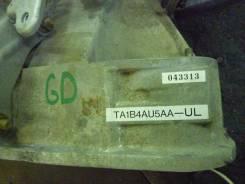 Автоматическая коробка переключения передач. Subaru Impreza, GD, GD2, GD3, GG, GG2, GG3