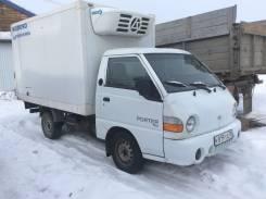 Hyundai Porter II. Продаётся грузовой фургон хундай портер2, 2 500 куб. см., 1 000 кг.