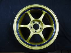 Advan Racing. 7.5/8.5x17, 5x114.30, ET29/37, ЦО 73,0 мм.