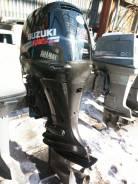 Suzuki. 115,00л.с., 4х тактный, бензин, нога X (635 мм), Год: 2006 год