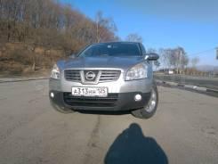 Nissan Dualis. вариатор, передний, 2.0 (137 л.с.), бензин, 101 тыс. км