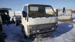 Toyota ToyoAce. Рама с документами Toyota Toyoace BU84 11B (1991 год)