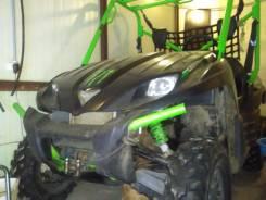 Kawasaki Teryx 750. исправен, есть птс, с пробегом