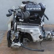 Двигатель. Mitsubishi Pajero Mini, H53A Двигатель 4A30