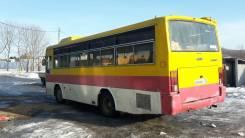 Asia Cosmos. Автобус, 6 800 куб. см., 33 места