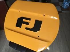 Заглушка под запаску. Toyota FJ Cruiser, GSJ10, GSJ15W, GSJ15 Двигатель 1GRFE