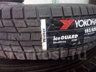Yokohama Ice Guard IG30. Зимние, без шипов, 2012 год, без износа, 1 шт