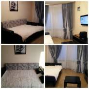2-комнатная, улица Чапаева 85Б. 56 кв.м. Вторая фотография комнаты