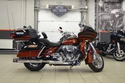 Harley-Davidson CVO Road Glide Ultra FLTRUSE. 1 900 куб. см., исправен, птс, с пробегом