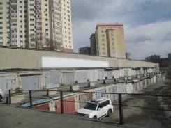 Гаражи капитальные. улица Кирова 25б, р-н Вторая речка, 18 кв.м., электричество, подвал. Вид снаружи