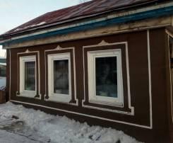 Предлагается дом с участком по ул. Минусинской. Минусинская, р-н Индустриальный, площадь дома 43 кв.м., от агентства недвижимости (посредник)