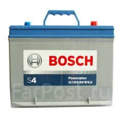 Bosch. 55 А.ч., левое крепление, производство Япония