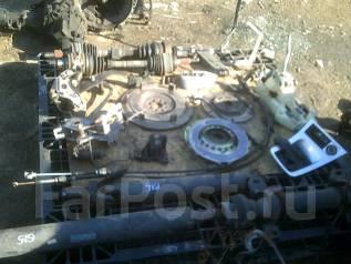 Механическая коробка переключения передач. Toyota Super Toyota Celica, ST205 Двигатель 3SGTE