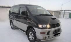 Mitsubishi Delica. Куплю ПТС