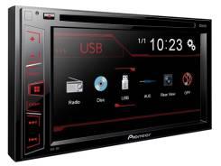 "Pioneer AVH-190 CD/DVD/USB/Aux/Радио FM/Сam/6.2"" Модель 2017 года."