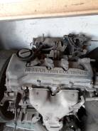 Двигатель в сборе. Nissan Sunny, FNB15 Nissan Wingroad Двигатель QG15DE