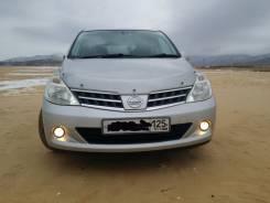 Nissan Tiida. вариатор, передний, 1.5 (109 л.с.), бензин, 77 000 тыс. км