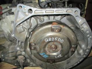 Вариатор. Nissan Primera, P12, P12E Двигатель QR25DD