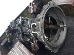 Механическая коробка переключения передач. МАЗ