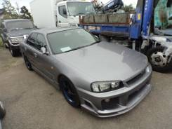 Nissan Skyline. HR34, RB20