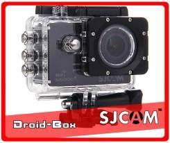Sjcam SJ5000 plus Wi-Fi 2K! Недорогой аналог GoPro. Экшен камера