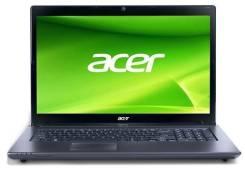 """Acer Aspire. 15.6"""", 2,5ГГц, ОЗУ 3072 Мб, диск 320 Гб, WiFi, аккумулятор на 2 ч."""