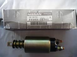 Втягивающее реле стартера. Nissan Laurel Spirit Nissan Safari, VRGY60, WRGY60, VRY60, WRY60 Nissan Civilian Двигатель TD42