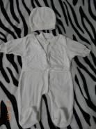 Продам костюмчик для новорожденного. Рост: 50-60 см