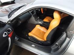 Сиденье. Nissan Fairlady Z, Z33, HZ33 Nissan 350Z, Z33, HZ33 Двигатели: VQ35DE, NEO, VQ35HR
