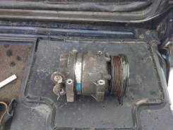Компрессор кондиционера. Chevrolet Aveo, T200