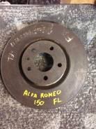 Диск тормозной. Alfa Romeo